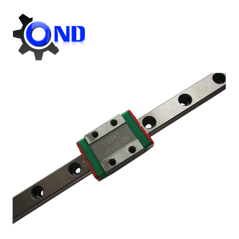 Hiwin MGN7,MGN9,MGN12,MGN15 slide block for linear rail