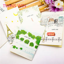 Excellent quality newest cheap paper Notepad cartoon notebooks for canada students school stationery 2019 new arrivals 1138