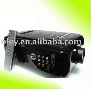 Hot video projetor com lâmpada LED D8H-L