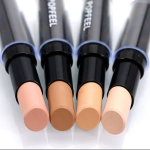 Popfeel Concealer Stick Face Foundation Pen maquiagem Make up Camouflage Pen maquillaje Smooth Contour Concealer