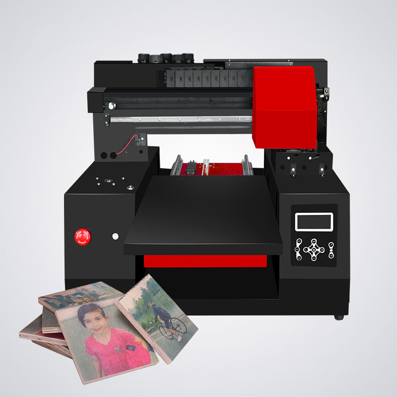 2019 Refinecolor A2 UV flatbed Telefoon geval uv printer