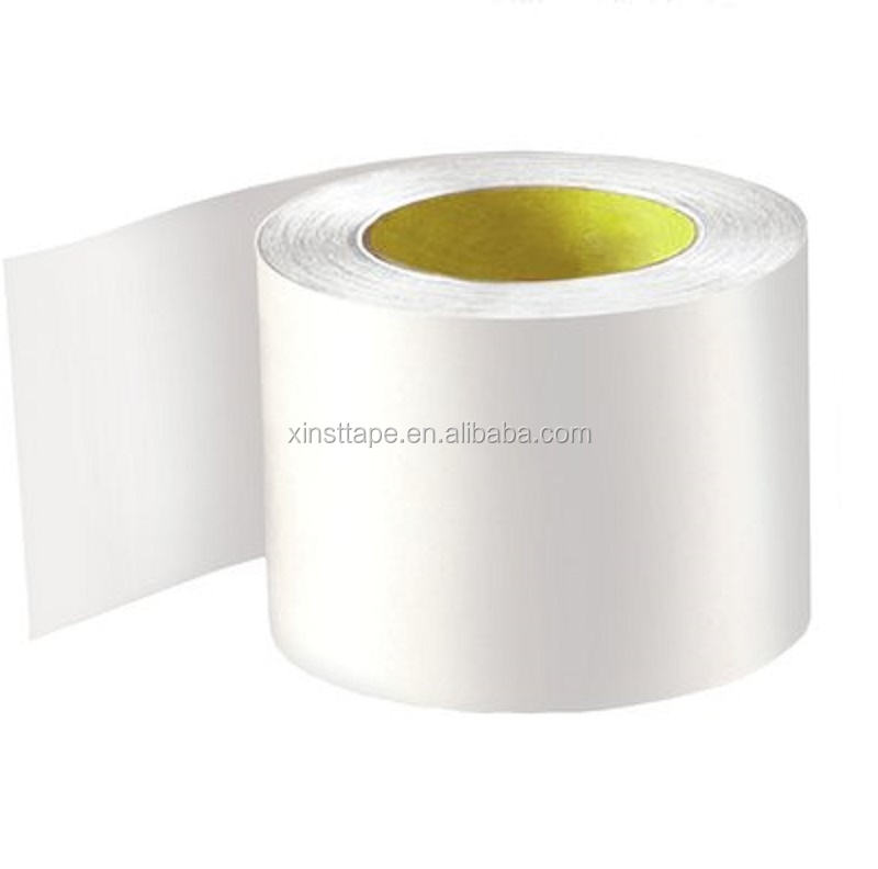 3 M 91022 96042 Adhesive Transfer Double Coated Tape untuk Silikon dan Sulit Bond Substrat