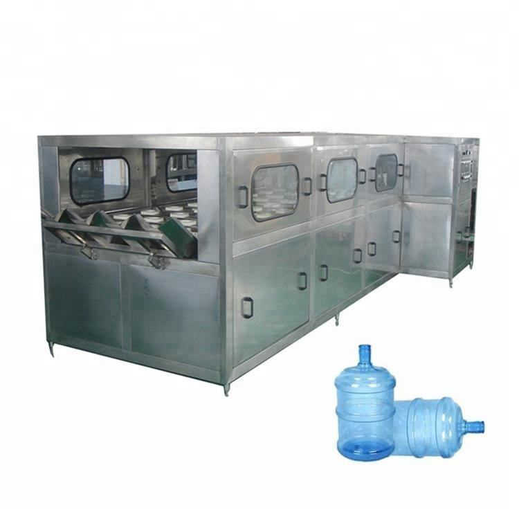 20 liter water barrel filling equipment