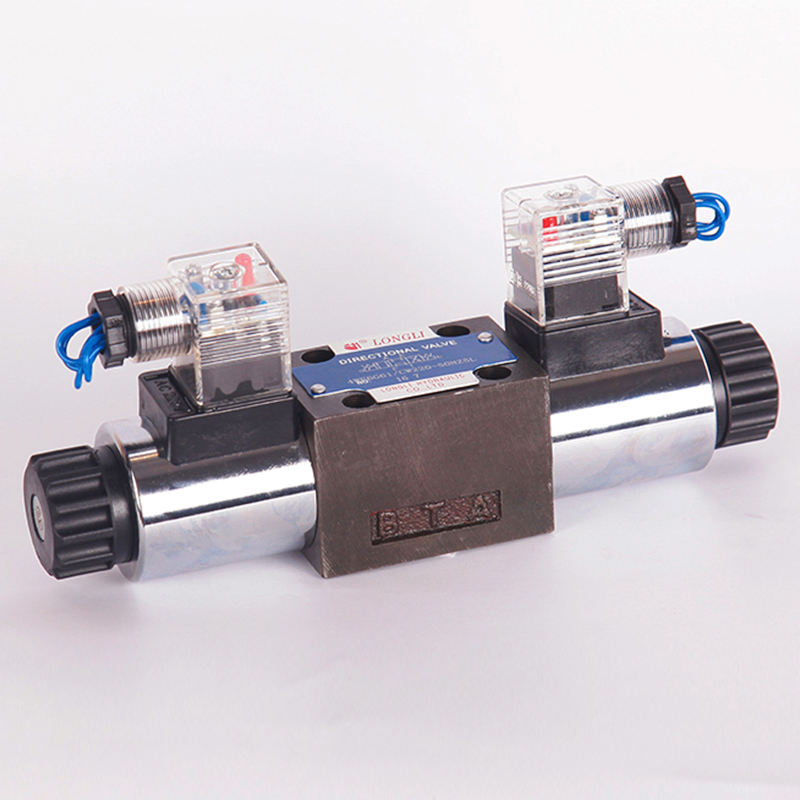Hot Sale 4WE6 Seri Rexroth Type Hydraulic Directional Control Solenoid Valve 24V