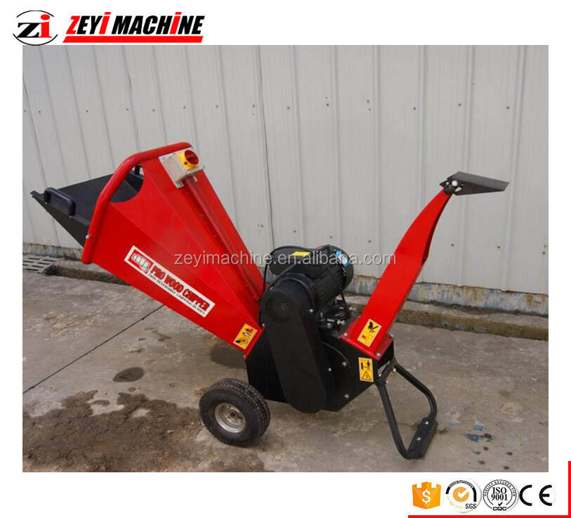 Hot sale 15hp Wood chipper Made In China with CE