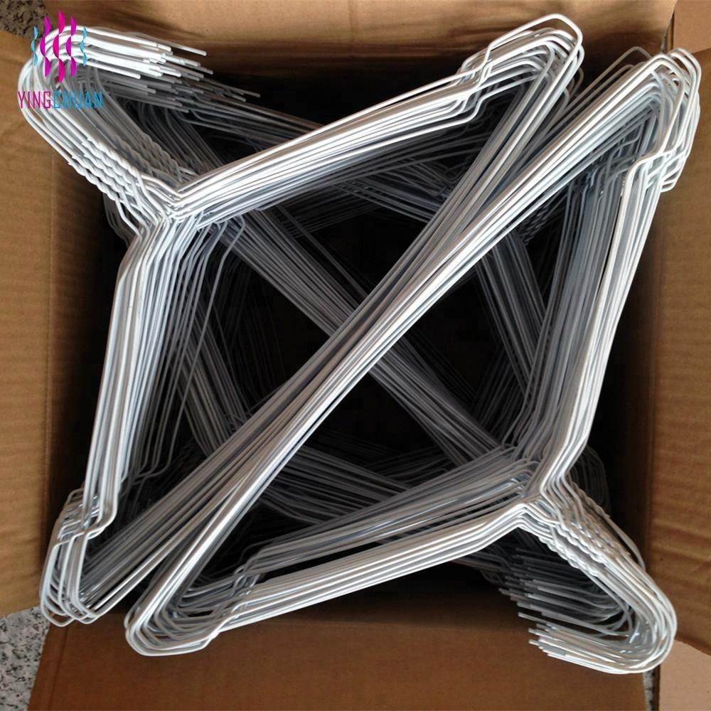 Low price bulk disposable laundry wire hanger