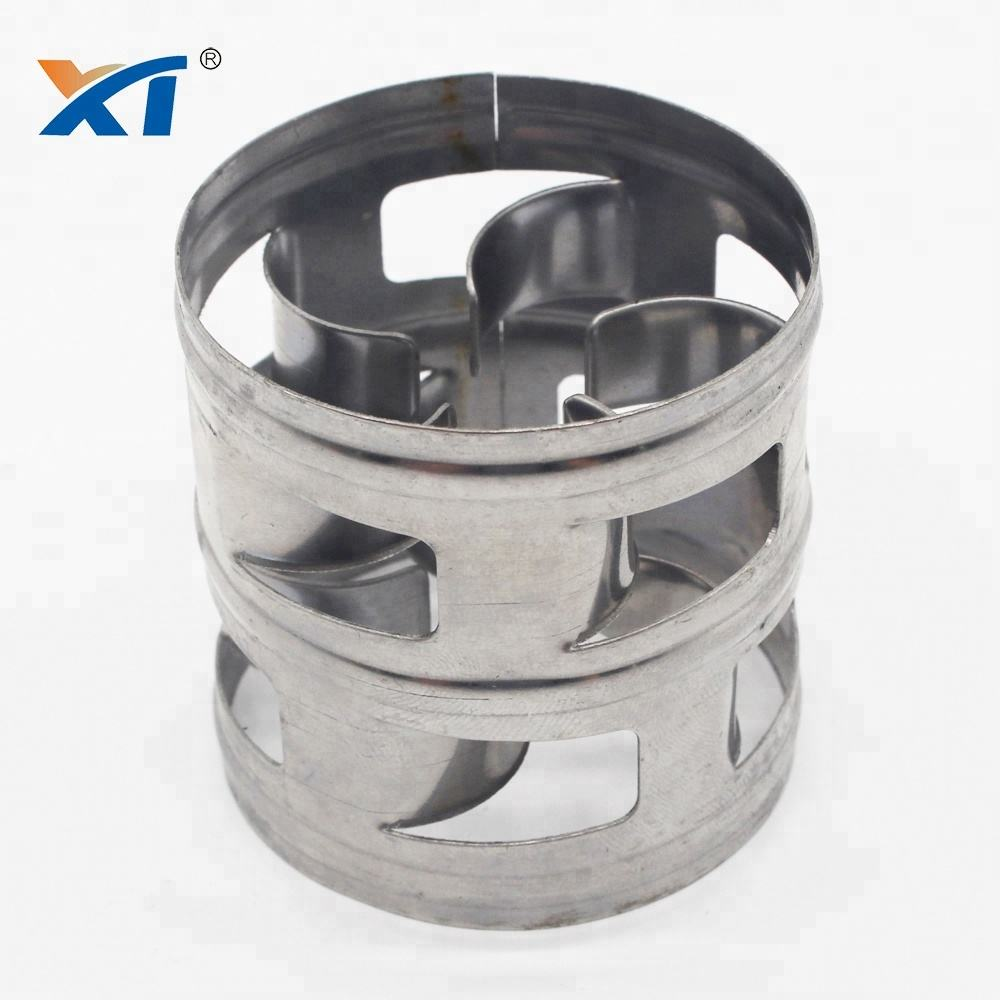 XINTAO Stainless Steel 304 316 410 Metal Pall Ring Packing from Pingxiang