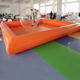 Inflatable lap pool with high quality