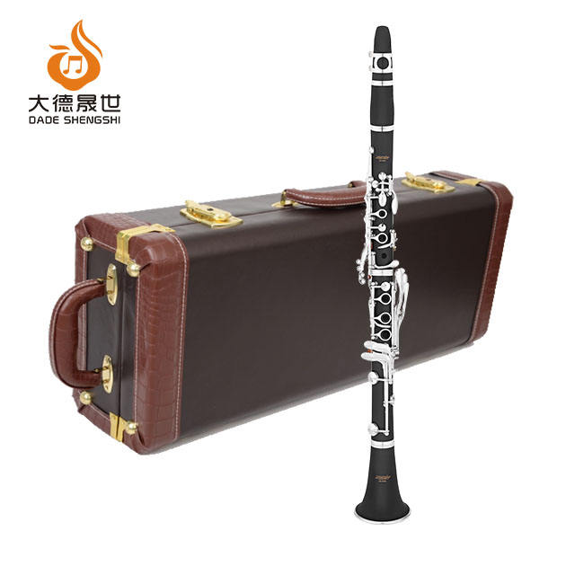 Accept OEM Dasheng Music DSCL-711 17 Keys Bb Clarinet