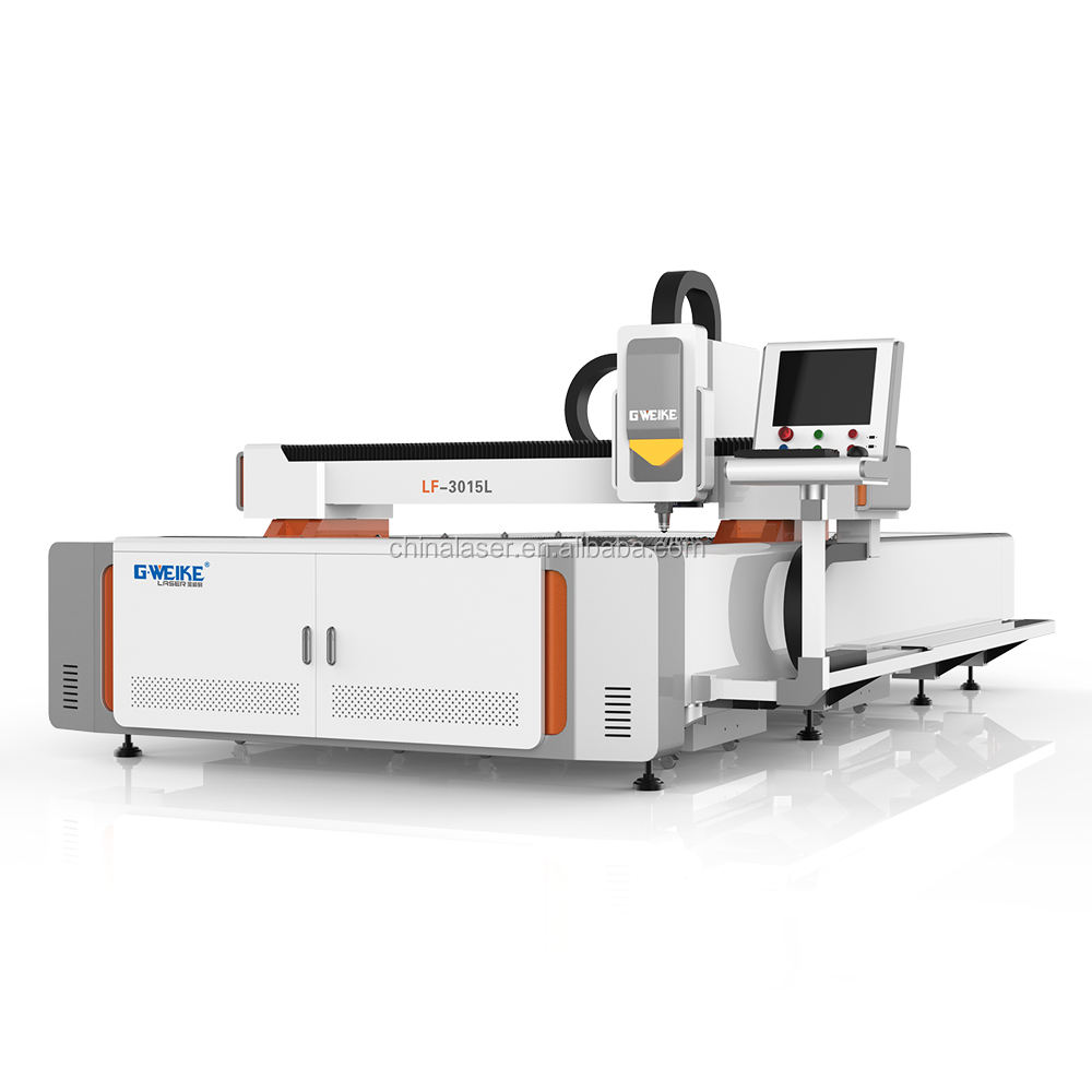 Trade leads Fiber Open Type Laser Metal Cutting Machine