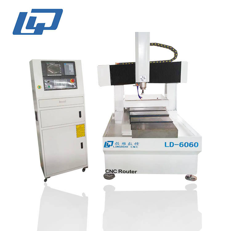 Most popular 600*600mm Smart Mould Making Cnc Milling Machine For Metal/cnc router parts