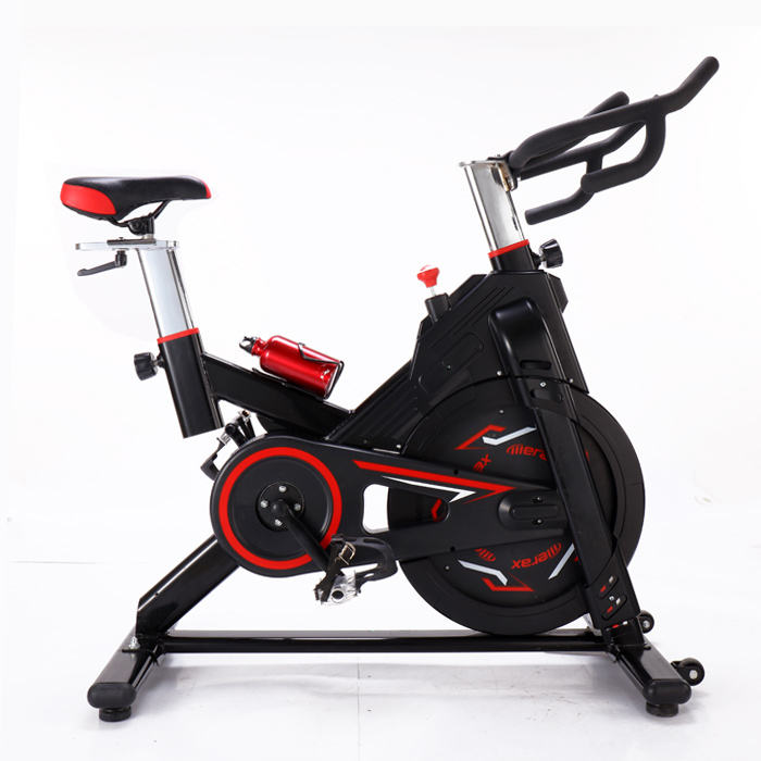 Home Gym Menggunakan Indoor Bersepeda Spinning Bike <span class=keywords><strong>Cardio</strong></span> Peralatan Kebugaran <span class=keywords><strong>Cardio</strong></span>