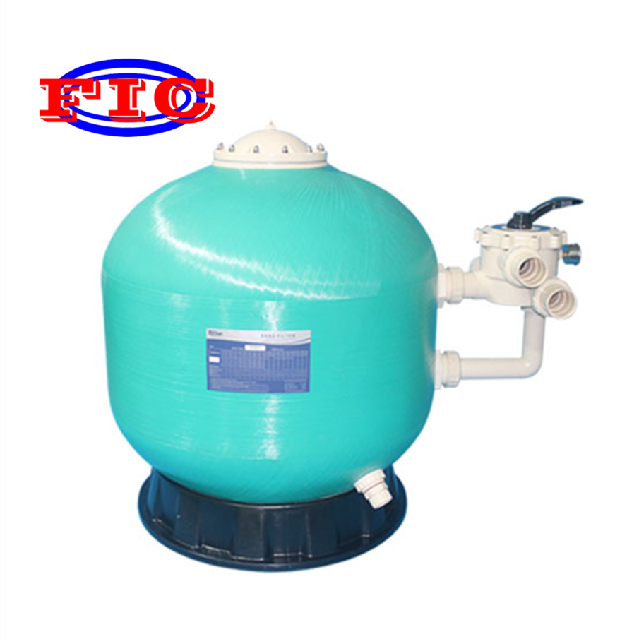 SL800-1200 Glass fiber ozone reactor for swimming pool