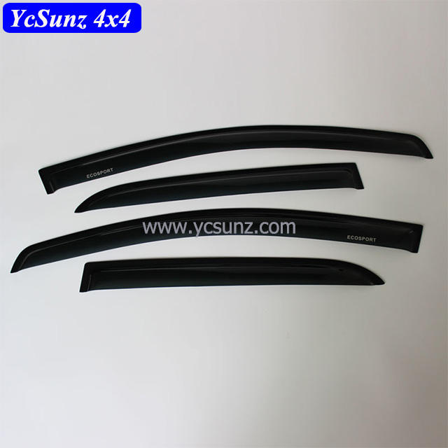 For Nissan Skyline R32 GTS GTR Carbon Wind Deflector Window Side Accessories