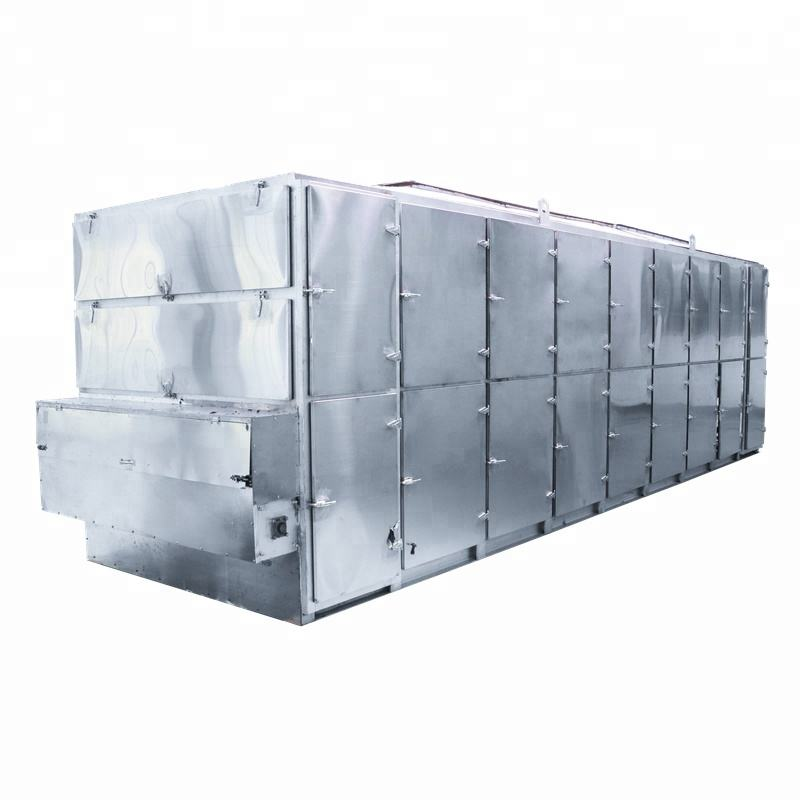 Professional continuous garlic slice dehydrator /garlic drying machine