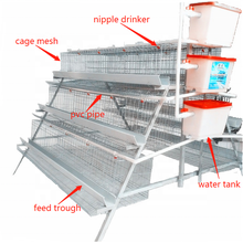chicken cage/chicken cage factory design layer cage for chicken farm