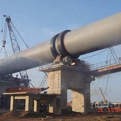 Most Profit Dolomite Calcining Rotary Kiln in Magnesium Plant