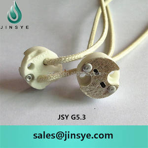 G4/G5.3/G6.35 Halogeenlamp Socket (G5.3 Lamp Houder Base)