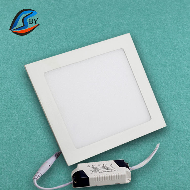 hot selling pakistan spot light celling 18w round led panel light 200mm 3w 4w 6w 9w 12w 15w 18w 24w
