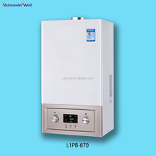 Wall mounted gas boiler home central gas fired boiler