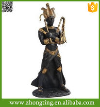 Osiris Mythological God egyptian resin statues