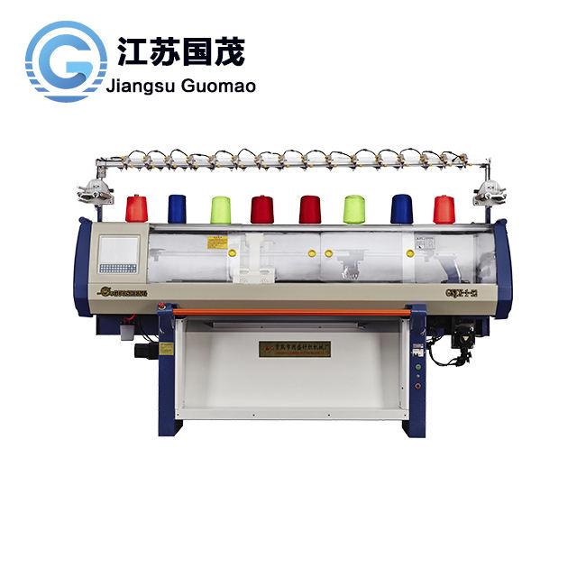 Commercial Scarf Collar Making Machine for Knitting Scarf Polo