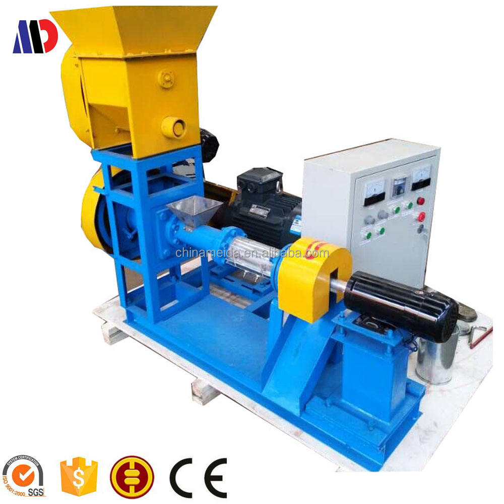 good quality complete fish feed making machine With Good Service