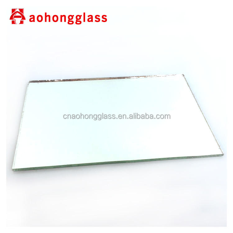 3-6mm Single and Double Coating Silver Mirror