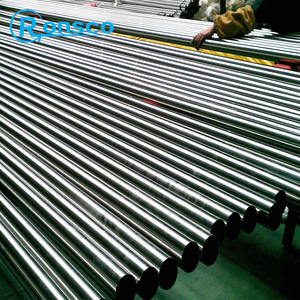 Inconel 601 600 625 Nikel Alloy Seamless Pipe