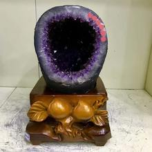 Natural Purple Amethyst Geode Wholesale Crystal Amethyst Geode Cave