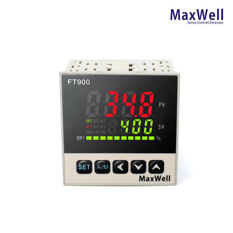 MaxWell FTX00-601 <span class=keywords><strong>indicatore</strong></span> <span class=keywords><strong>di</strong></span> temperatura digitale Serie
