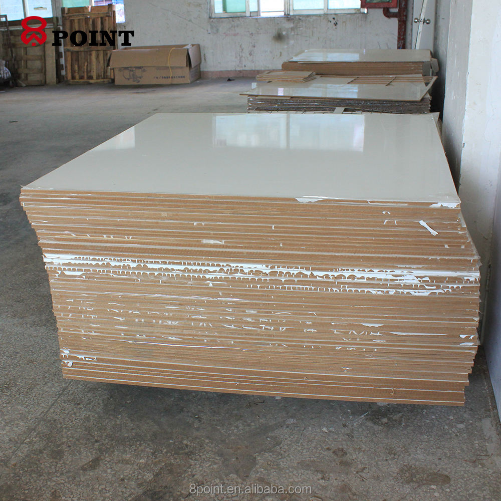 Shenzhen 9mm warmteoverdracht sublimatie blank mdf board sublimatie mdf board sublimatie