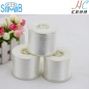 FY-KN2304 shanghai M type lurex yarn manufacturer smb hot sales very cheap transparent polyester film metallic yarn for knitting