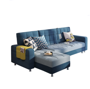 Big king size sofa bed with storage