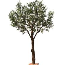 artificial olive tree for outdoor decoration olive trees