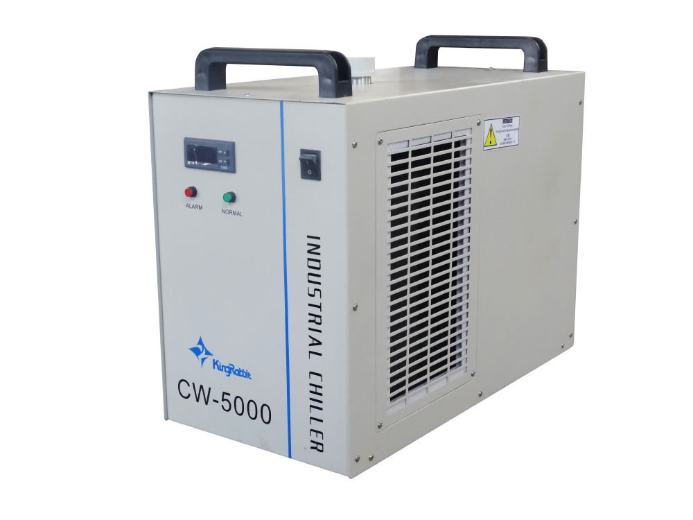 Kelinci cw5000 <span class=keywords><strong>CO2</strong></span> laser mesin <span class=keywords><strong>pendingin</strong></span> chiller air