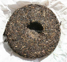 Wholesale Organic Puer Chinese Compressed Raw Puerh Tea Aged Pu'er Tea Brands