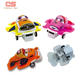 China Chocolate Chocolatechocolate Wholesale Factory China Plane Toy Candy Car Plastic Chocolate Surprise Egg Pull Back Toy Plane For Kids