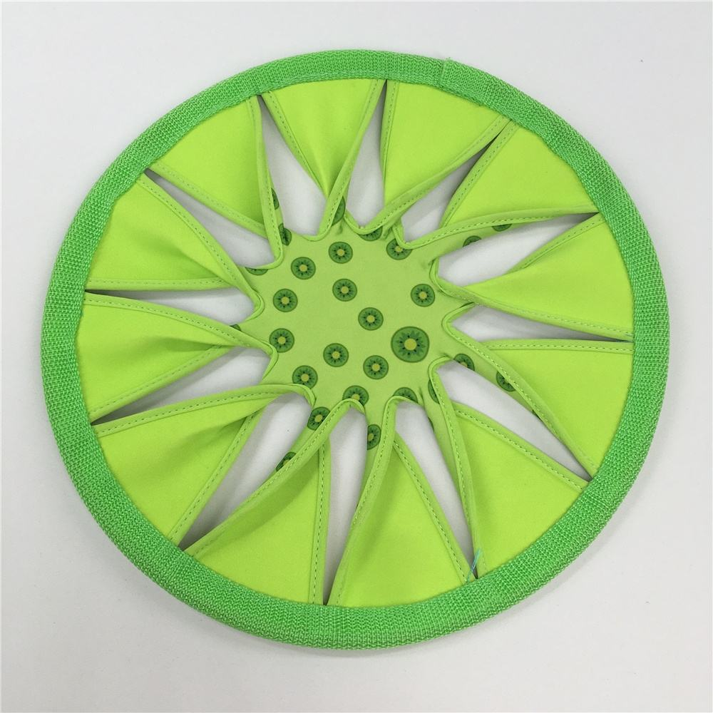 More Safety Soft Flying Disc For Children