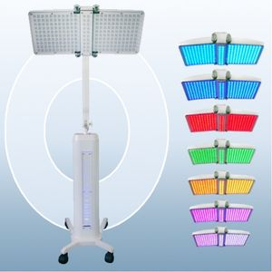 2020 best selling 7 colors vertical PDT / pdt machine / pdt led therapy machine LF-902
