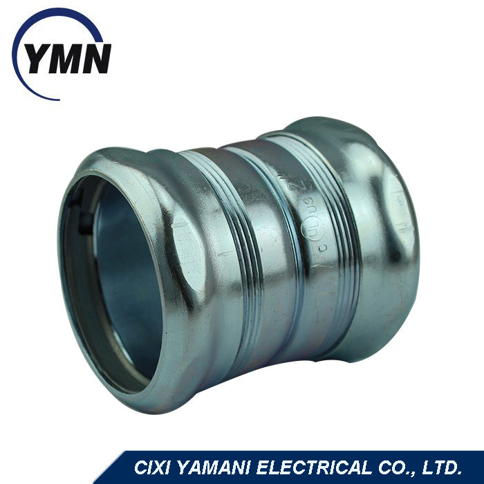 Alibaba China Wholesale 4 inch emt compression coupling