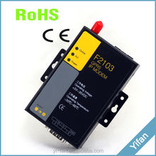 F2103 remote energy meter monitoring gsm/gprs modem