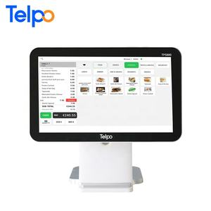 Chinese Supplier TFT LED Retail Touch Screen Square Pos Terminal/Pos System