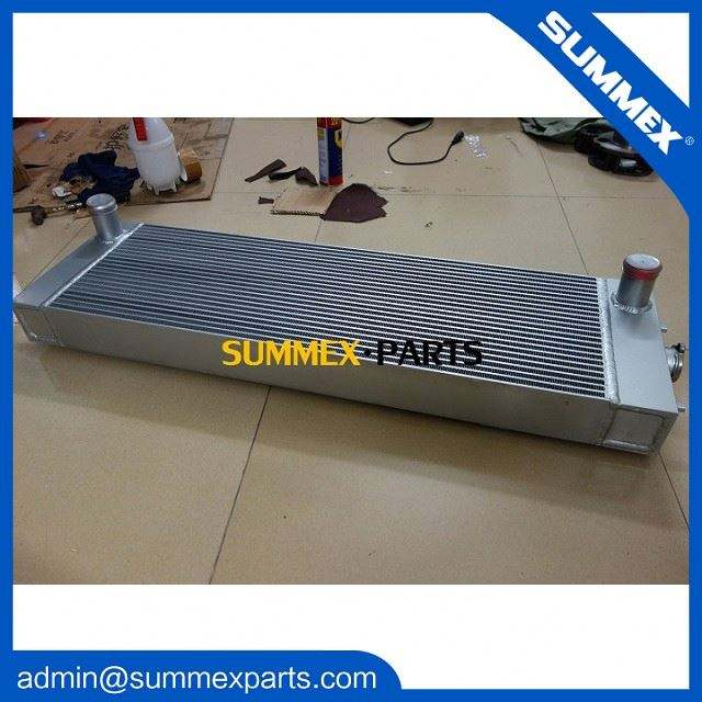 Best Price Diesel Engine Spare Parts ZX200-3 Cooling Radiator Core 4625641 4650352 Water Tank Aluminum for Hitachi Excavator