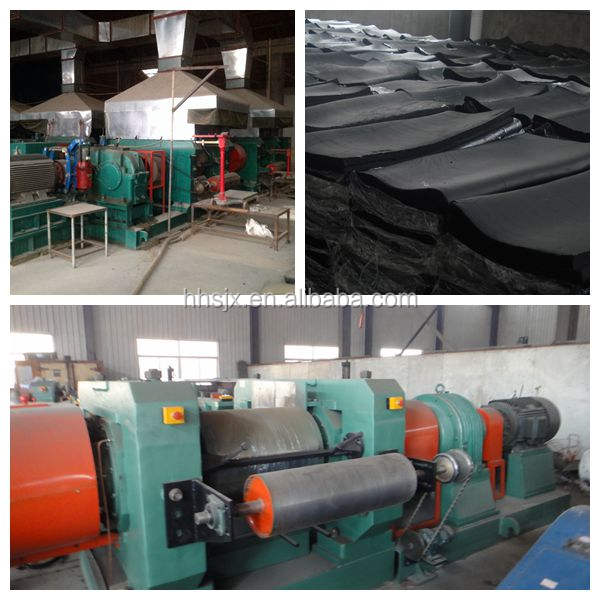 rubber refiner/reclaimed rubber making machine