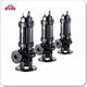 Mud Submersible Pump Price Mud Pump 200mm Outlet Non Clogging Industry Dirty Water Underwater Sewage Mud Centrifugal Submersible Pump