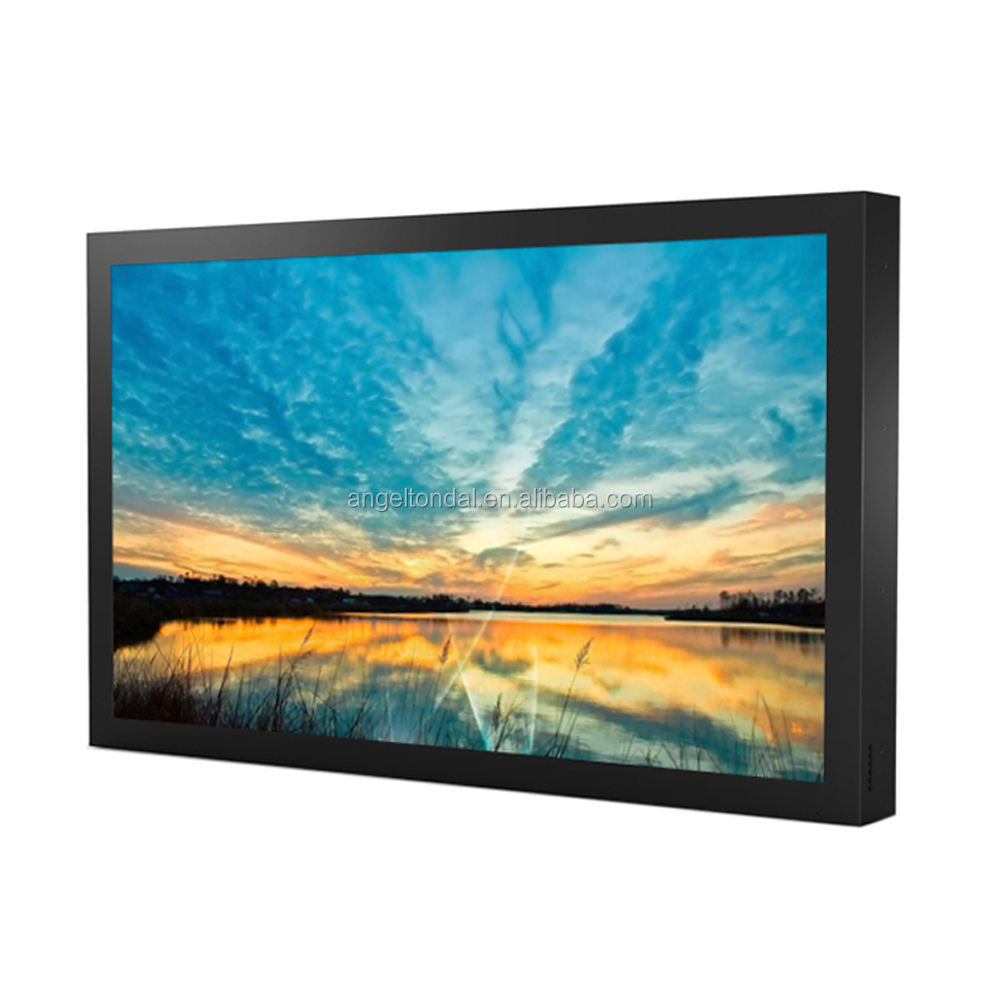Outdoor sunlight readable 55 inch led tv monitor