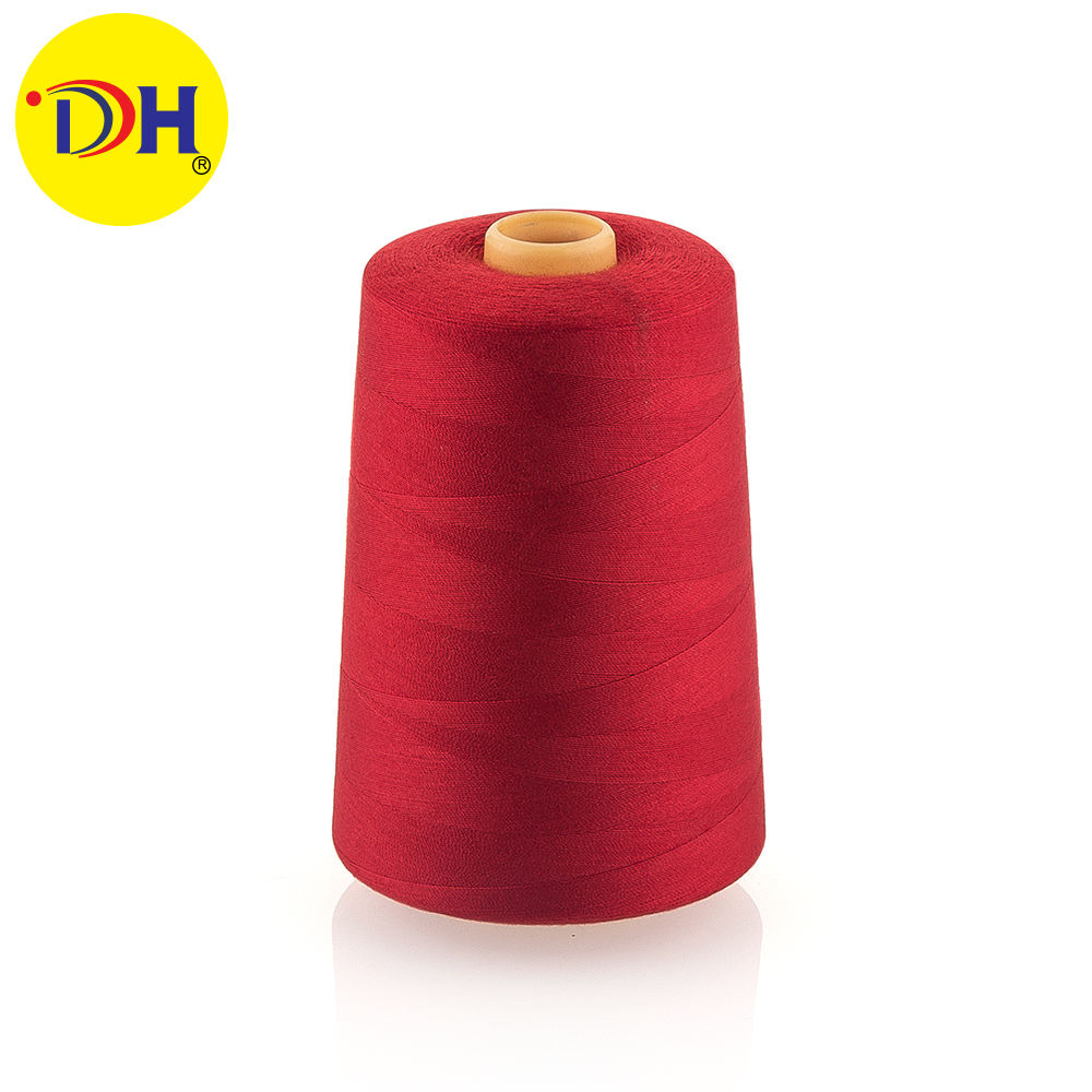 factory sale 100% spun polyester sewing thread 30/2 5000y for garment good quality