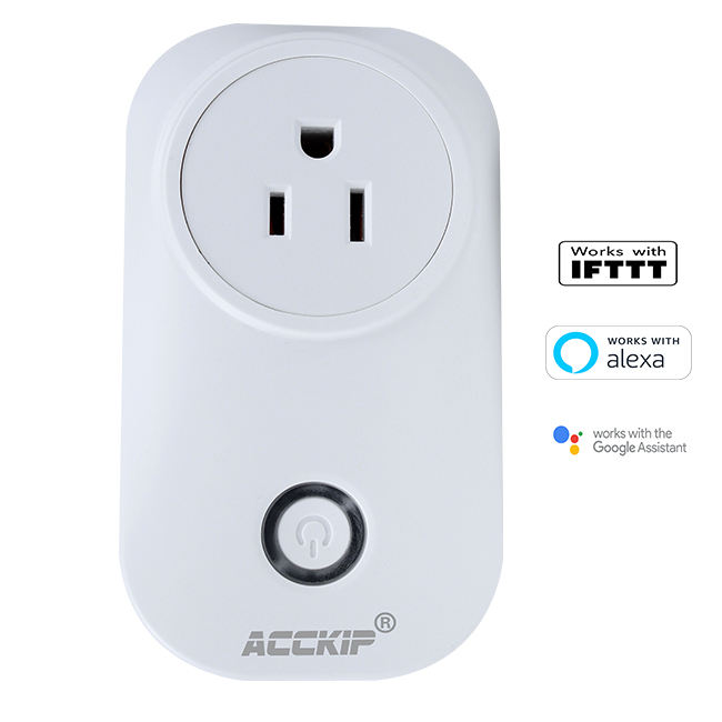 ANPU 16A 220V Wifi Buchse Drahtlose Outlet Mit Timer UNS Mini Outlet Google Home Plug Homekit Smart Stecker