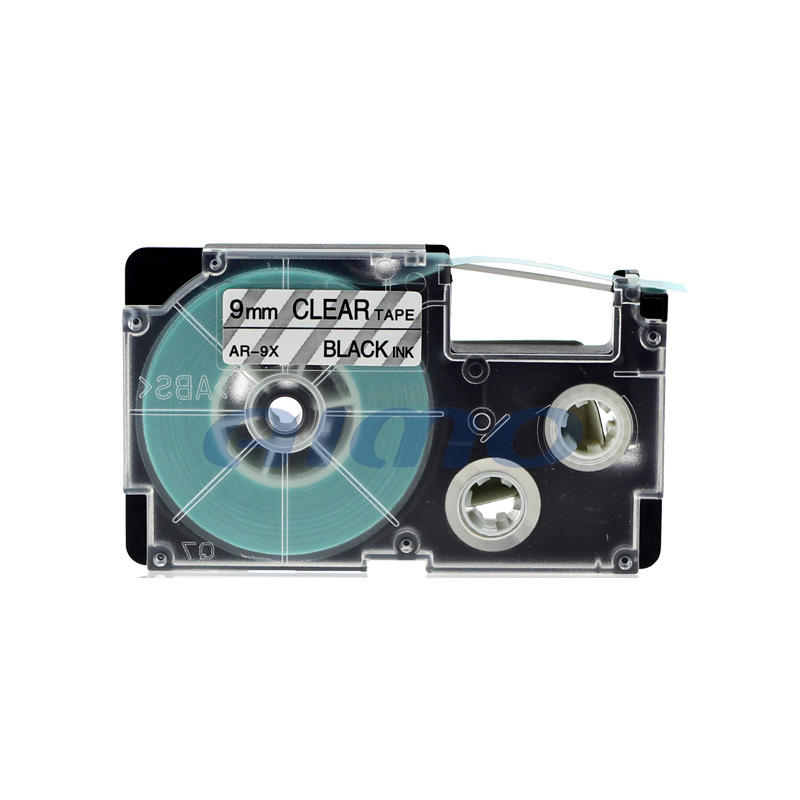 wholesale XR-9X 9mm labeling machine tape compatible for Casio